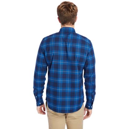 Men's Back River Houndstooth Check Shirt