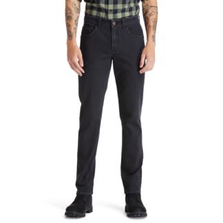 Men's Sargent Lake Washed Slim Fit Jeans Dark Grey