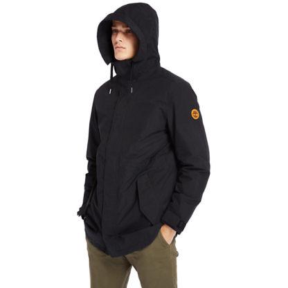 SNOWDON PEAK 3-IN-1 PARKA FOR MEN IN BLACK