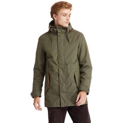 SNOWDON PEAK 3-IN-1 PARKA FOR MEN IN GREEN