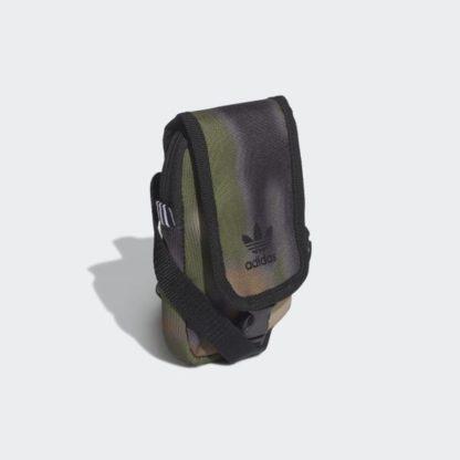 CAMO MAP BAG