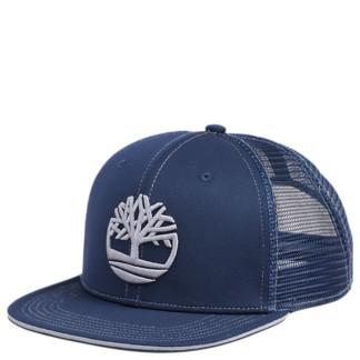 MESH TREE LOGO TRUCKER CAP