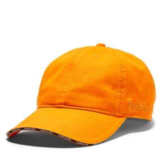 SANDWICH BRIM BASEBALL CAP FOR MEN IN ORANGE
