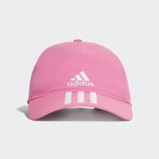AEROREADY  Stripes Baseball Hat Pink GM  standard