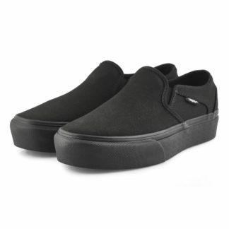 VANS Asher Platform Slip-On Sneaker