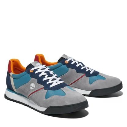 Miami Coast Mens Street Shoes Gray