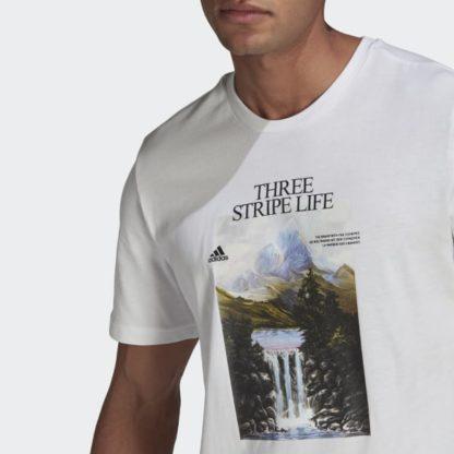 ATHLETICS GRAPHIC T-SHIRT