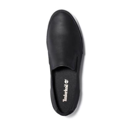 Atlanta Leather Bold Slip-Ons