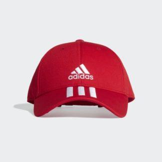 3 STRIPES TWILL BASEBALL CAP