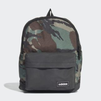 ADIDAS CLASSIC CAMOUFLAGE BACKPACK SMALL