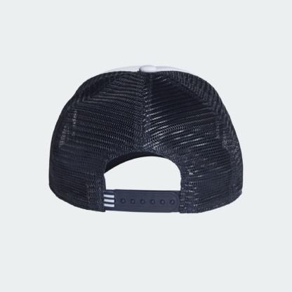 CURVED TRUCKER CAP